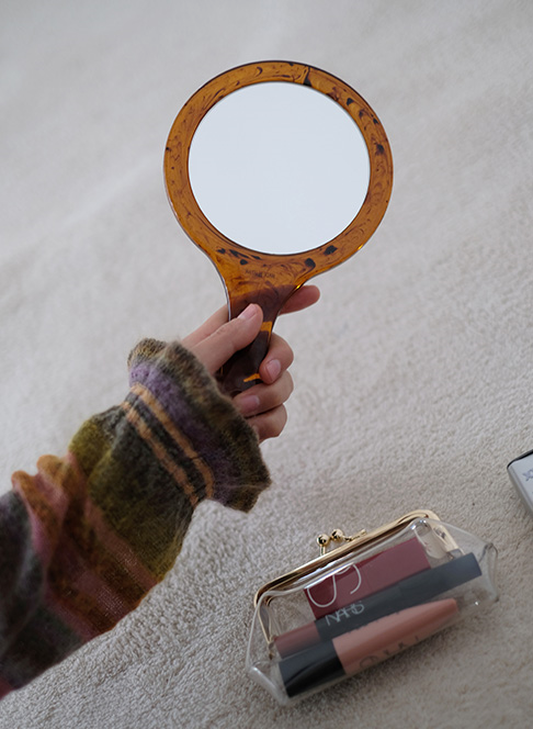 French Mood Mirror